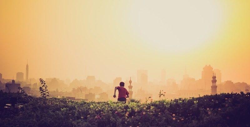 Zanieczyszczenie powietrza spowalnia rozwój płuc u dzieci