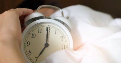 Zbyt mała ilość snu zwiększa ryzyko choroby Alzheimera