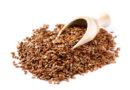 Nasiona z lnu na problemy żołądkowe