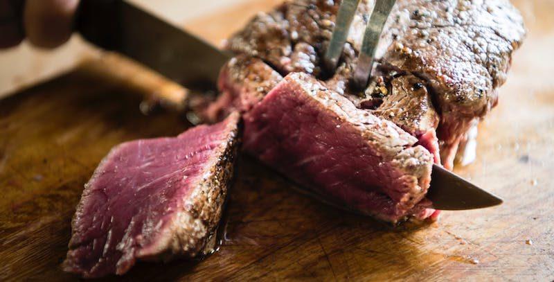 Dieta oparta na mięsie może prowadzić do przedwczesnej śmierci