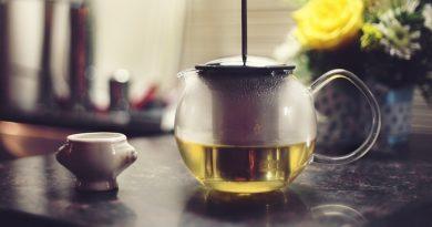 Zielona herbata – łyk na zdrowie