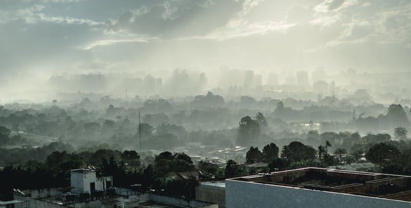 Zanieczyszczenie powietrza może prowadzić do niepokoju i depresji u dzieci