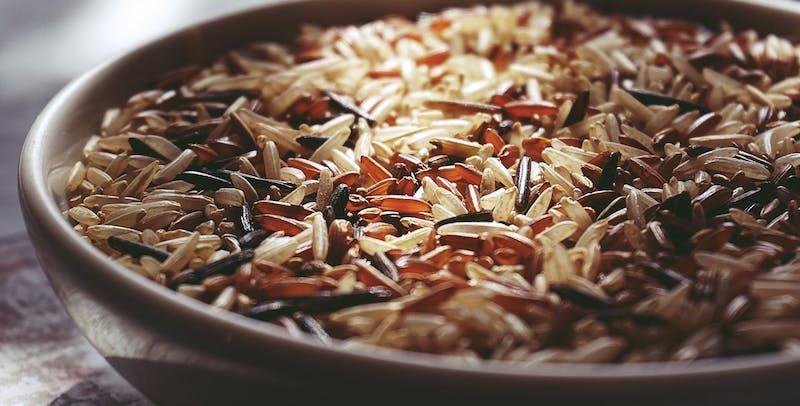Spożywanie ryżu zmniejsza ryzyko otyłości