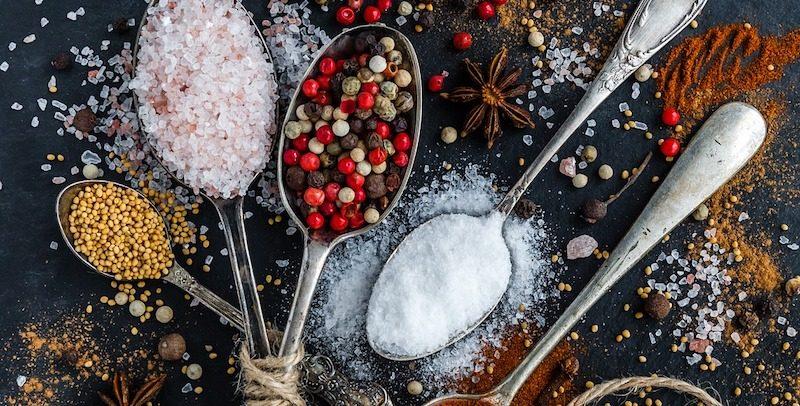 Sól – jaka dawka jest bezpieczna?