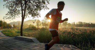 Jogging nie tylko pomaga w walce z nadwagą