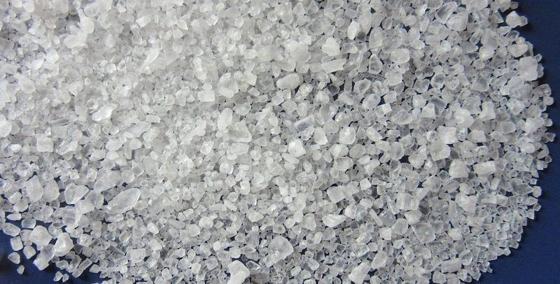 Wysokie spożycie soli może powodować zaburzenia poznawcze