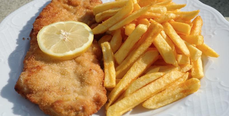 Tłuste potrawy są w rzeczywistości dobre dla mężczyzn?