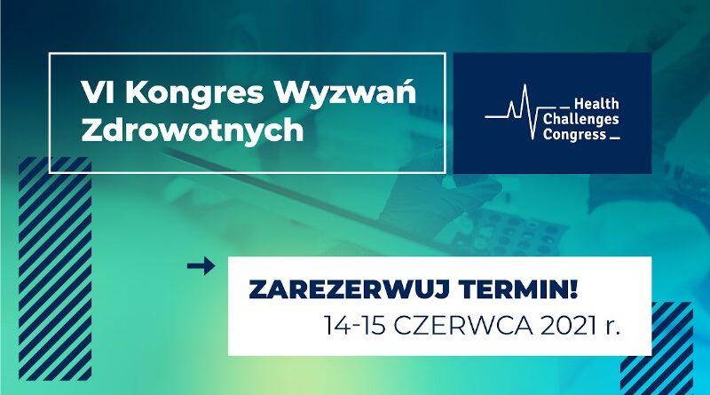 VI Kongres Wyzwań Zdrowotnych w Katowicach